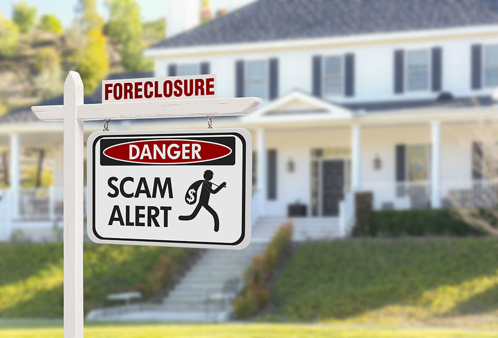 Watch Out For Rescue Scams When You're Facing Foreclosure