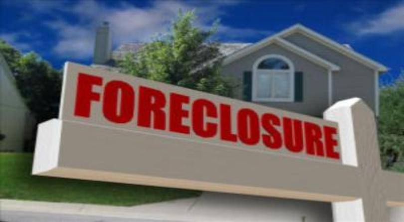 Foreclosure-relief
