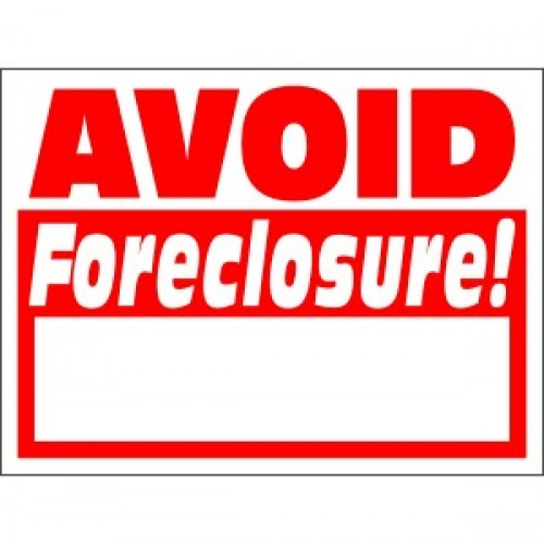 Work With Your Bank To Avoid Foreclosure