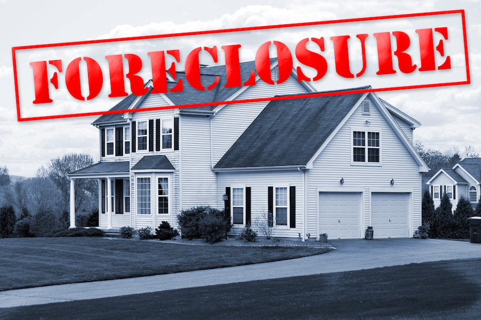 When Foreclosure Looms