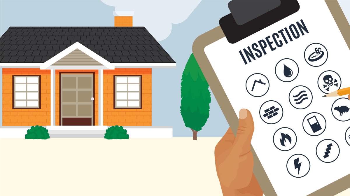 Buying A House? You Need An Inspection!