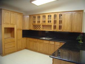 oak-kitchen-cabinets